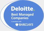 Delotte Award Logo