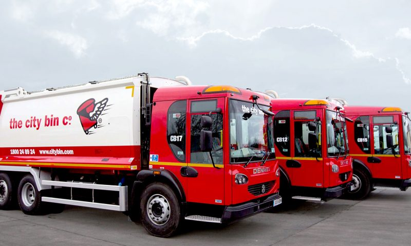 Carlyle Cardinal Ireland Invests in The City Bin Co.