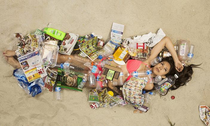 When Rubbish Becomes Art
