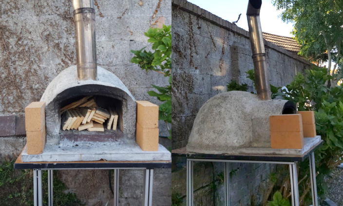 DIY Pizza Oven – Weekend Project