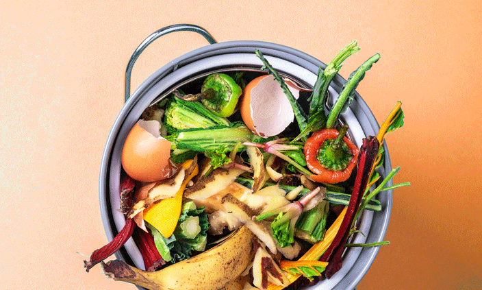 4 Easy Ways To Save Money With Your Brown 'Organic' Bin