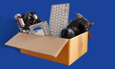 Disposing of Electronic Waste – Safely!